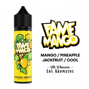 PREMIX FAME Mango - Tropical Mango 40ml/60ml