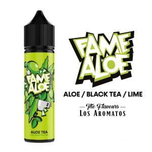 PREMIX FAME Aloe - Aloe Tea  40ml/60ml