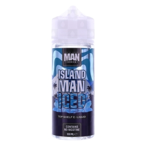 Premix One Hit Wonder - Island Man Iced 100ml